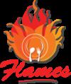 Flames Restaurant Logo